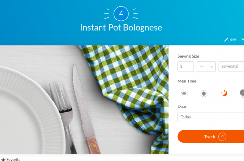 Instant Pot Weeknight Bolognese